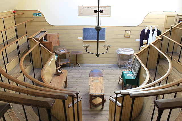 Old Operating Theatre en Londres
