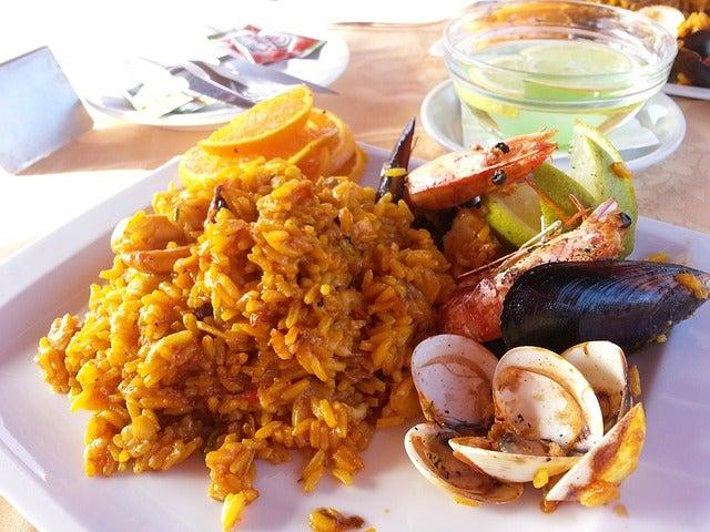 Gastronomía de Valencia, paella