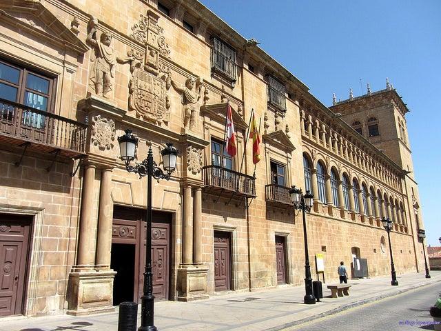 Palacio de los condes de Gomara en Soria