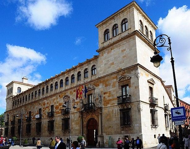 Palacio de los Guzmanes en León