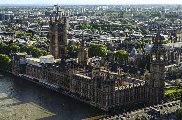 5 curiosidades del Parlamento de Londres