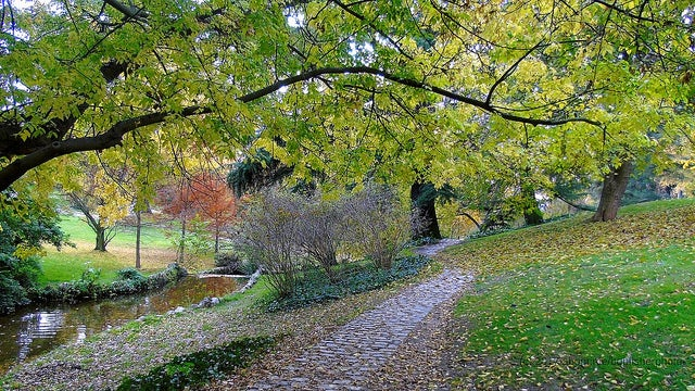 Damos un paseo por el Parque del Oeste de Madrid