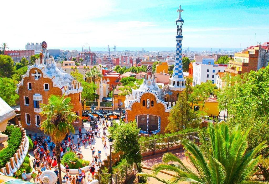 El tiempo en Barcelona, prepárate para la aventura
