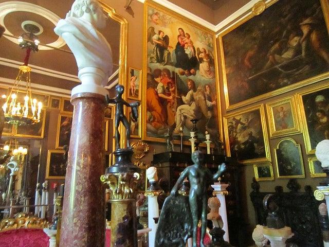 Piezas del Museo Cerralbo