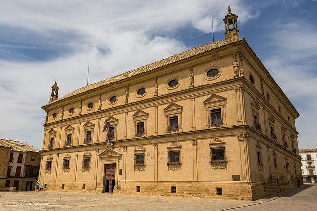 Palacio Vázquez de Molina en Úbeda
