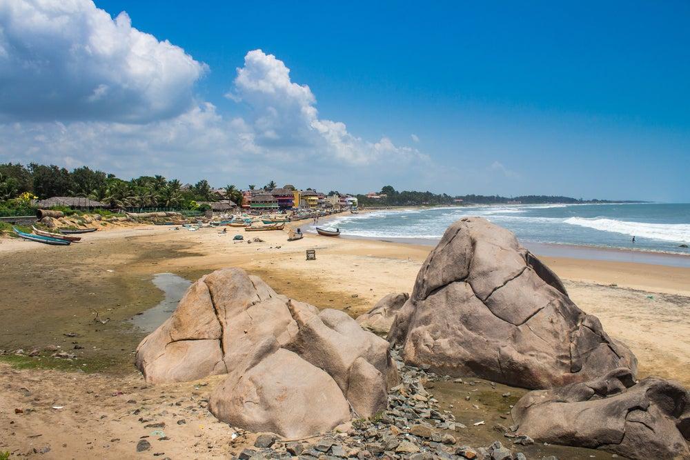 Playa de Mahabalipuram