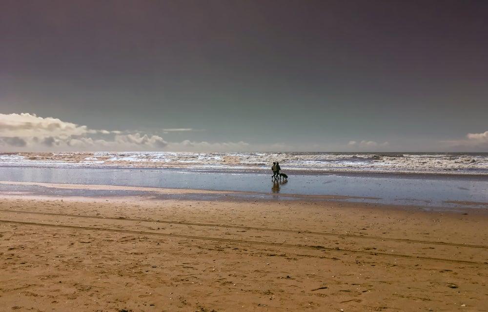Playas de Huelva: El Portil