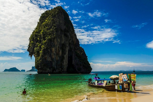 Pranang en Tailandia