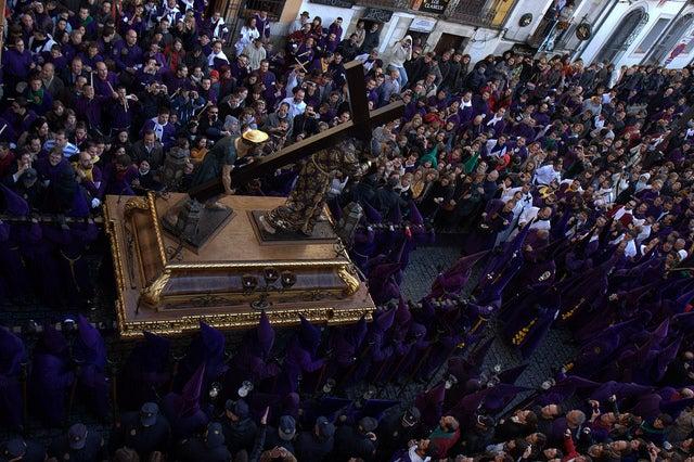 Procesión de las Turbas en Cuenca
