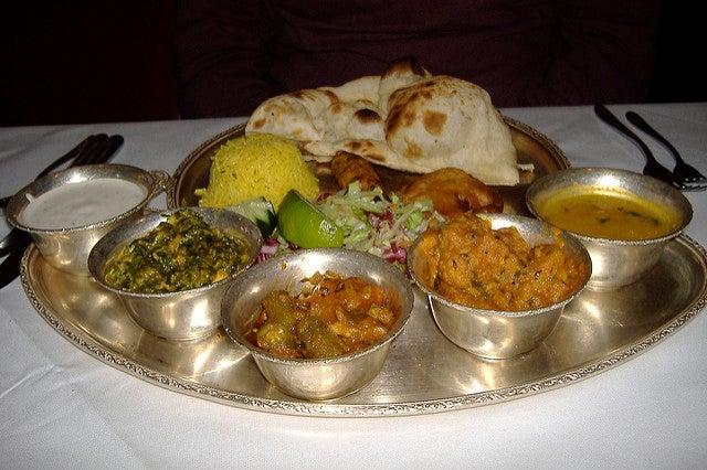 Rastaurante en Jaipur