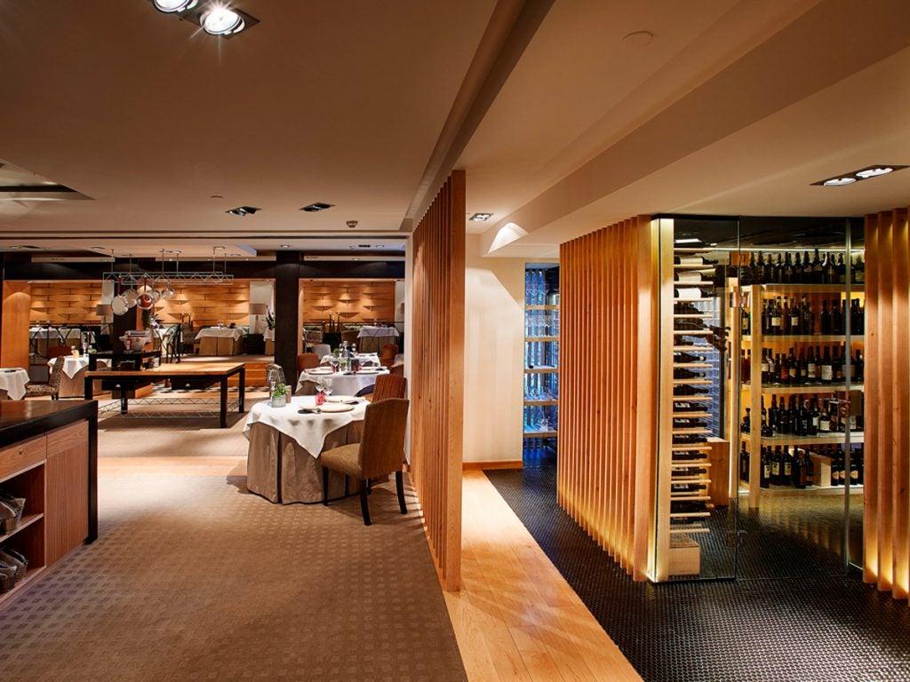 Restaurante Santceloni, un referente gastronómico en Madrid