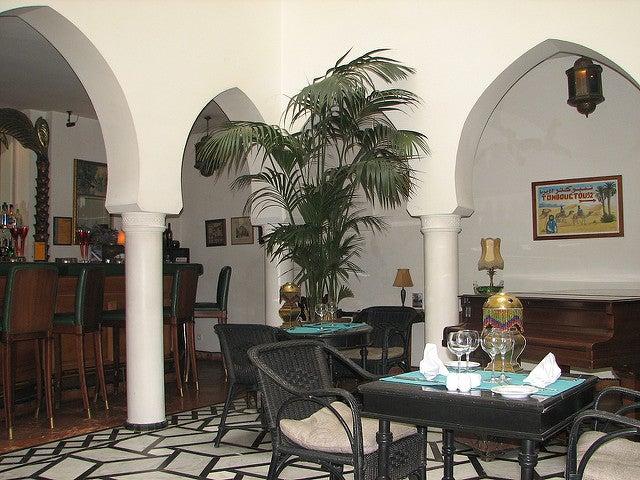 Ricks's Café en Casblanca