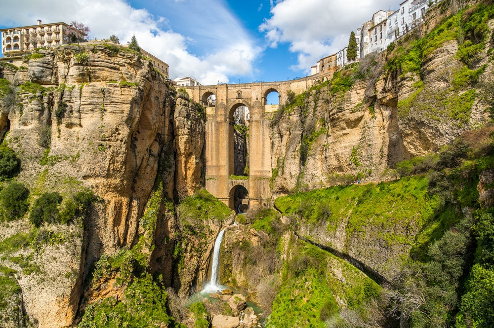 Ronda, uno de los pueblos más bonitos de la sierra de Málaga