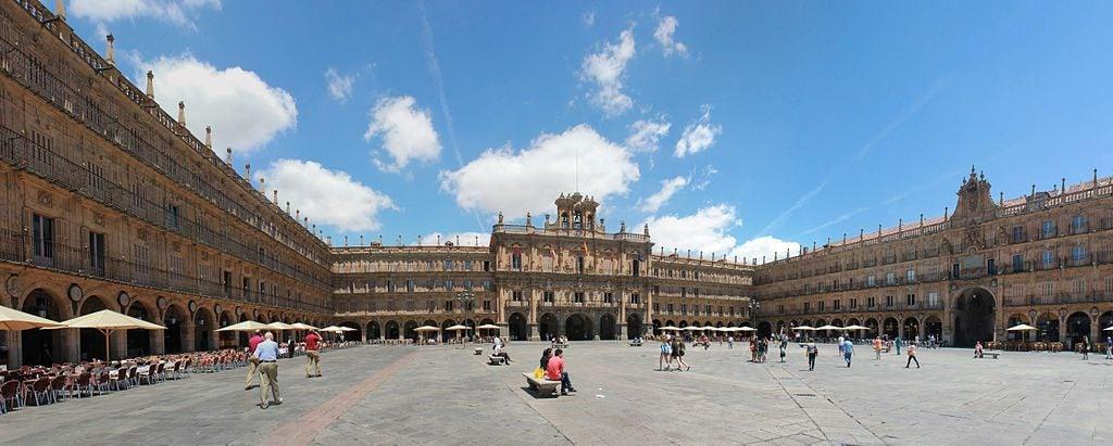 Curiosidades de la Plaza Mayor de Salamanca