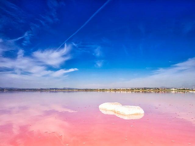Visitamos 10 lugares del mundo vestidos de rosa