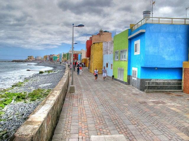 Barrio de San Cristóbal en Las Palmas