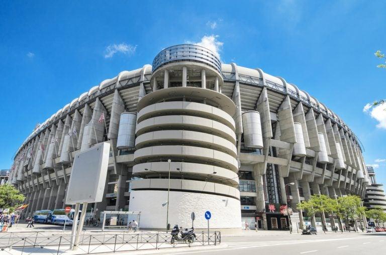 El Bernabéu y el Metropolitano, paradas para futboleros