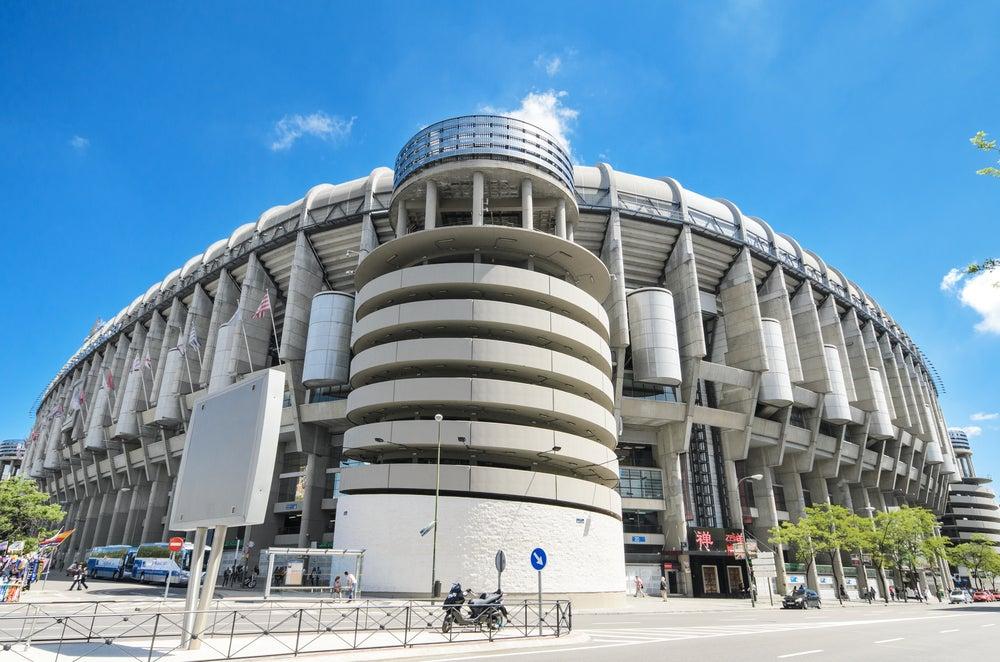 Santiago Bernabeu, uno de los estadios deportivos más apreciados