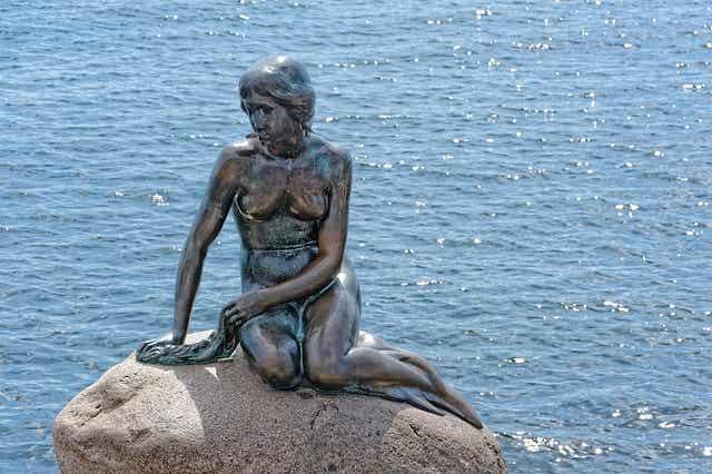 Cómo llegar a la Sirenita, el símbolo Copenhague