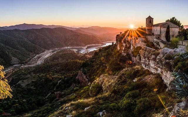 Siurana, uno de los pueblos españoles más bonitos
