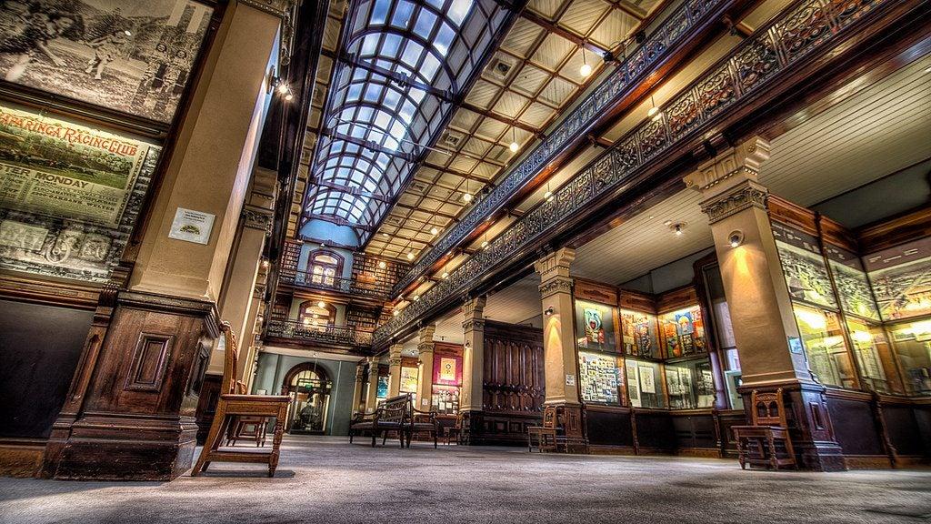 Las bibliotecas históricas más espectaculares del mundo