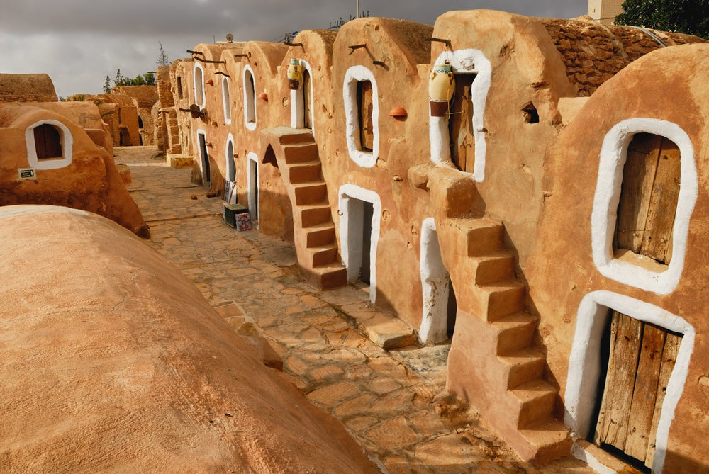 Tataouine en Túnez