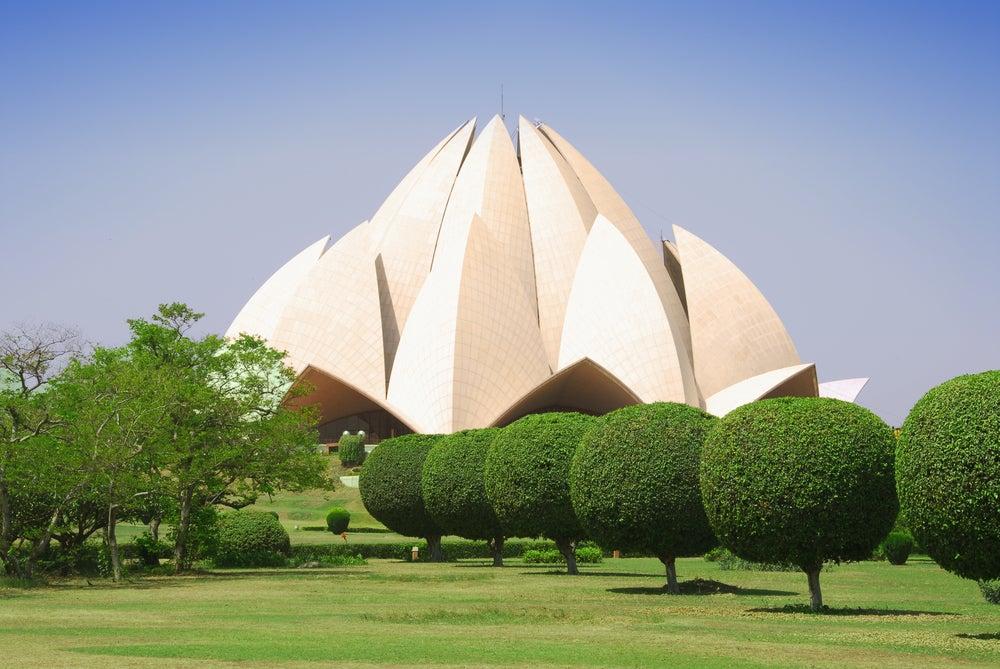 Qué comer cerca del Templo del Loto en Nueva Delhi