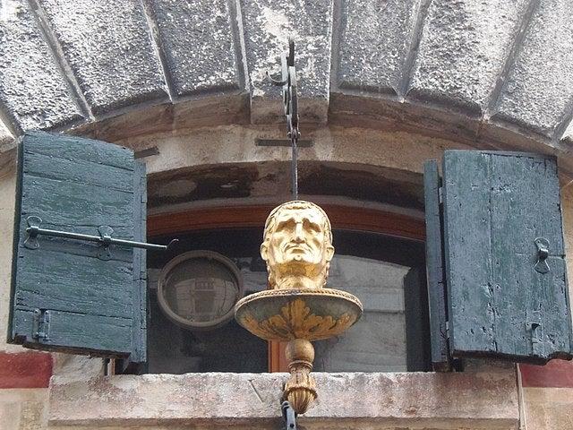 Testa d'oro en Venecia