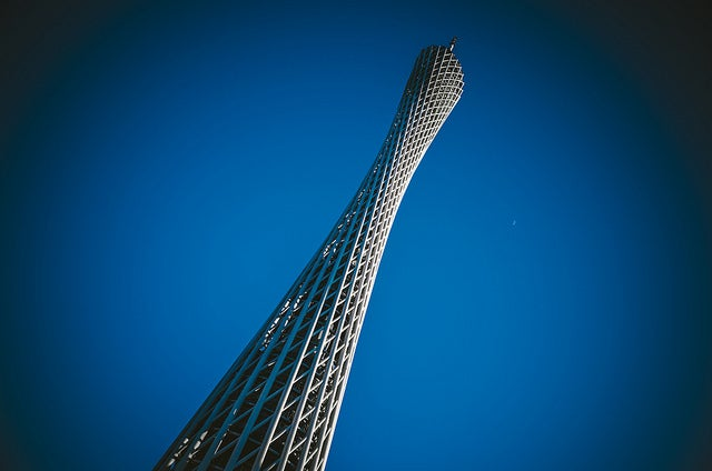 Torre Canton en China