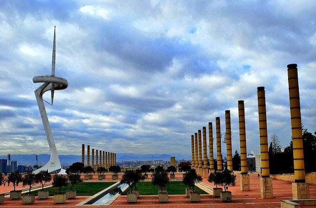 Torre de Montjuic
