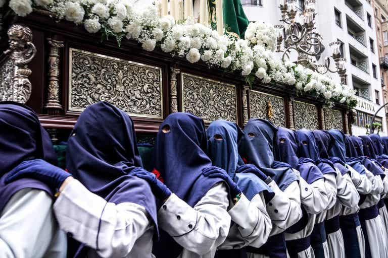 Tradiciones de Semana Santa en España