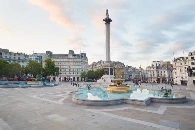 Cómo llegar a Trafalgar Square, la gran plaza de Londres