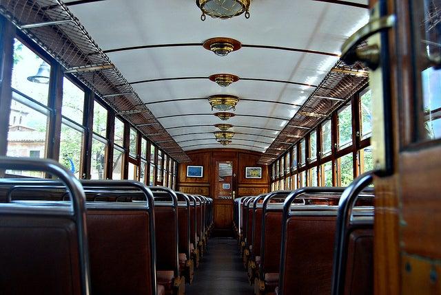 Tren de Sòller
