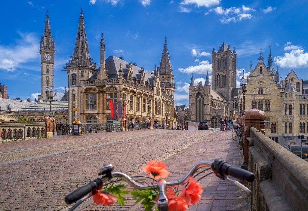 Viajar a Gante, una ciudad con encanto: qué ver y qué hacer