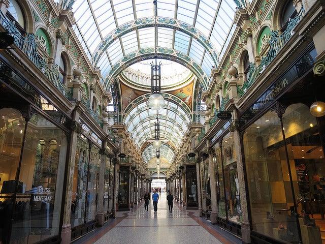 Victoria Quarter en Londres