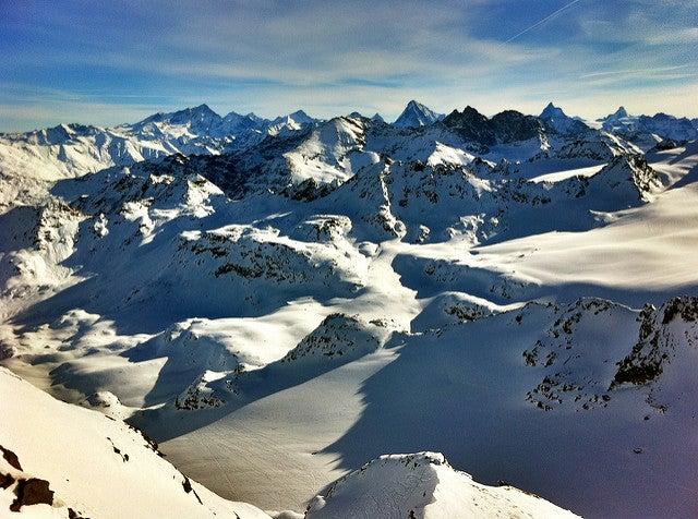 Estación de esquí 4 valles