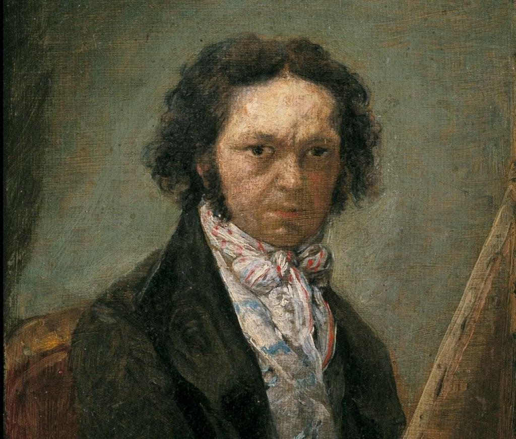 Francisco de Goya: pinceladas de su vida y de su obra