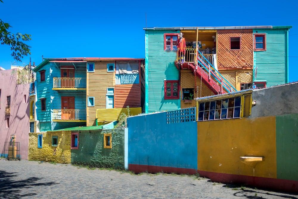 Paseamos por los barrios de Buenos Aires