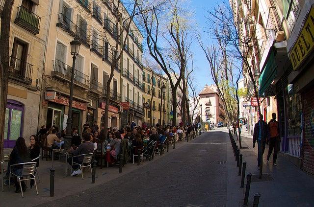 La Laltina, uno de los barrios de Madrid