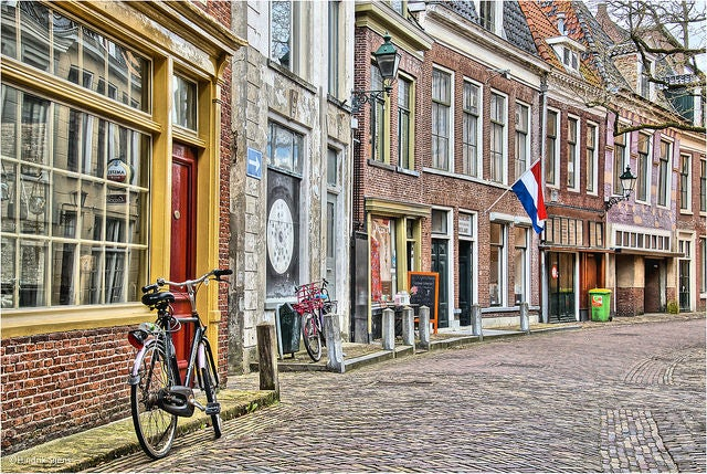 Calle de Leeuwarden