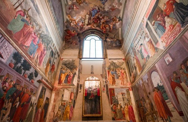 Masaccio, un gran pintor italiano del Renacimiento