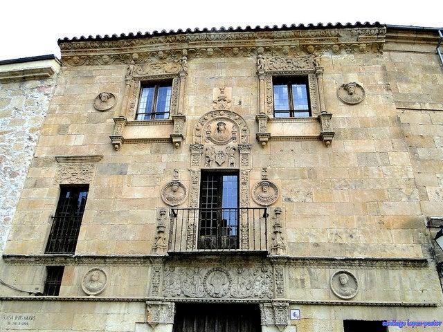 Casa de las Muertes de Salamanca