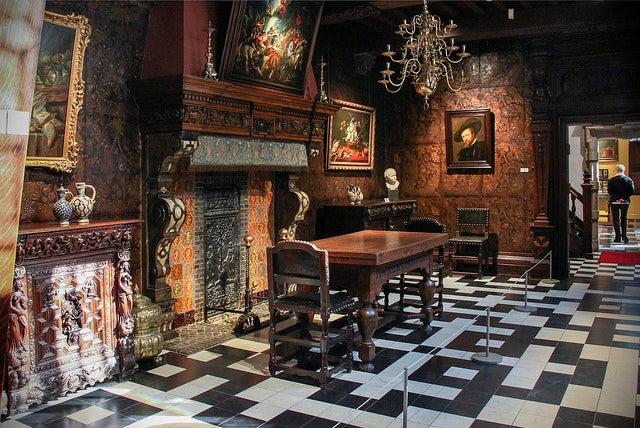 Casa Museo de Rubens en Amberes