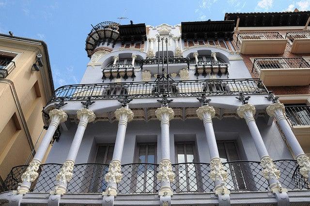 Casa El Torico en la Ciudad de Teruel