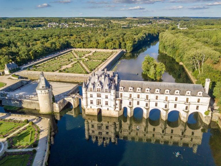 El castillo de Chenonceau en Francia: datos prácticos
