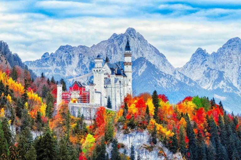 El castillo del Rey Loco en Baviera, visitamos Neuschwanstein