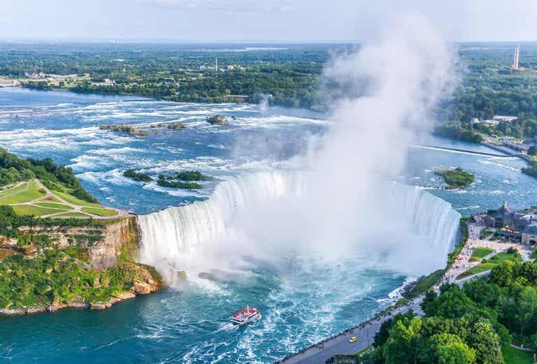 Disfruta de las cataratas más increíbles del mundo