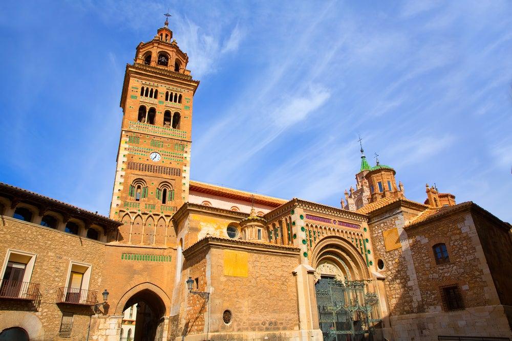 Catedral de Teruel, ejemplo de arte mudéjar aragonés