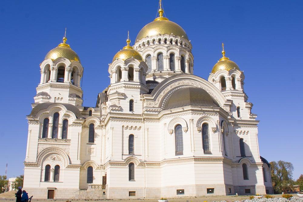 Catedral de Novocherkassk