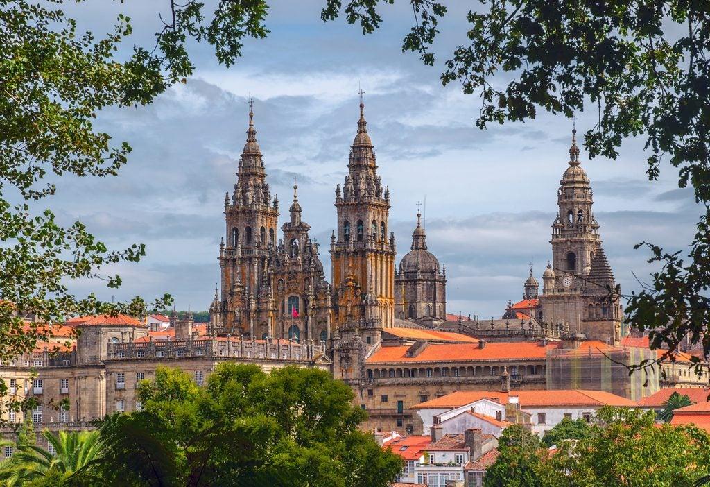 Santiago de Compostela, uno de los destinos de verano